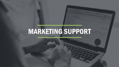 Cleantech marketing support