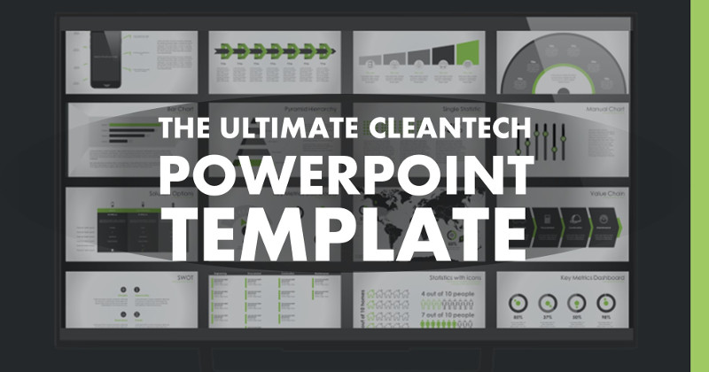 The Ultimate (free) PowerPoint template for Renewables professionals